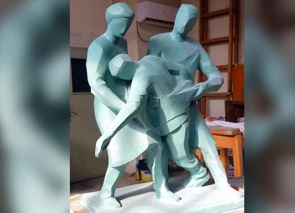 Набират дарения за паметник на медиците, починали с COVID-19 в Бургас