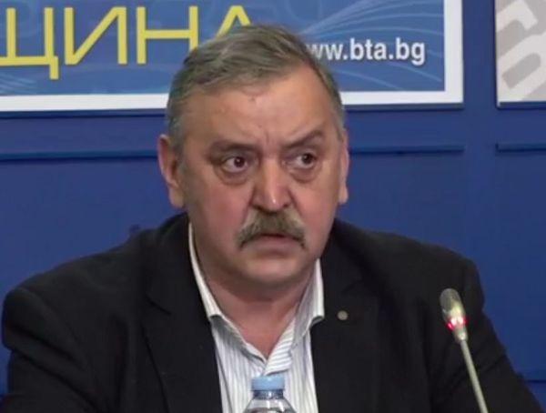 Проф. Кантарджиев ще е консултант по ваксинационния процес към Столична община