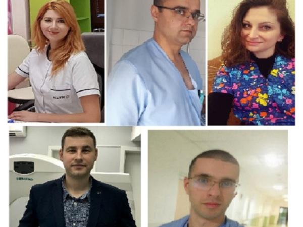 Ново попълнение от млади специалисти в УМБАЛ Бургас