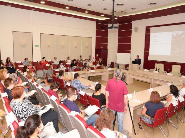 MУ - Пловдив е домакин на семинар на ЕС за научните изследвания и иновациите