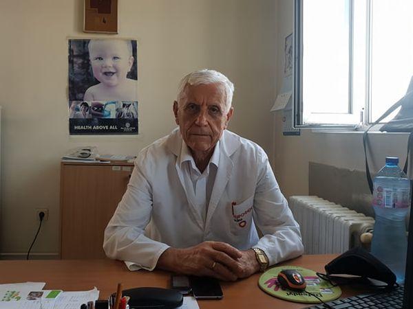 Проф. Владимир Спасов: Най-сериозният проблем на детското здравеопазване са кадрите