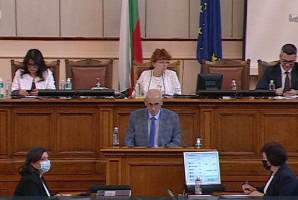 Парламентът одобри дарението и препродажбата на COVID ваксини за няколко държави