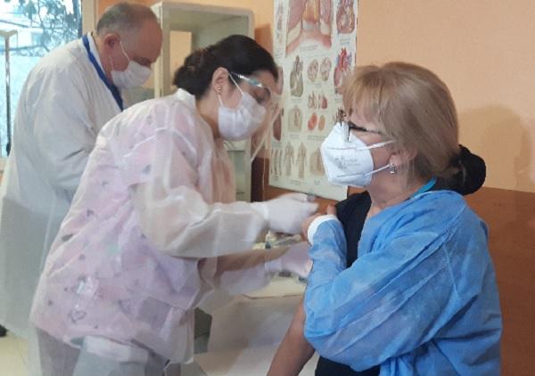 И този уикенд ще работят изнесени ваксинационни пунктове в София и страната