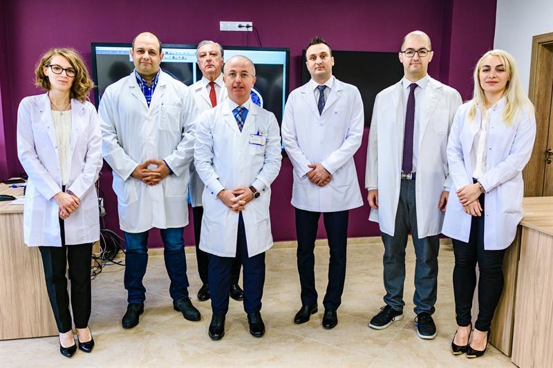 Клиниката по неврохирургия при УМБАЛ