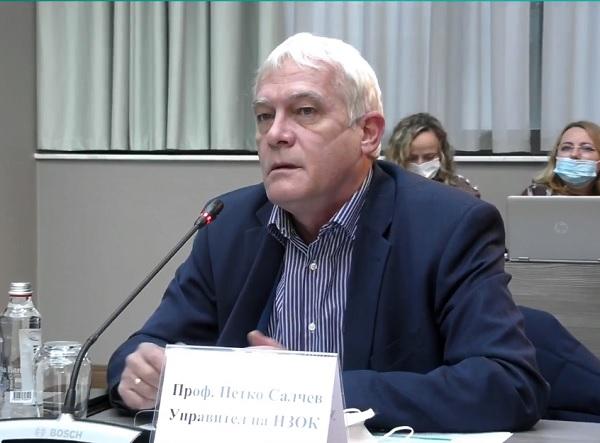 Проф. Салчев: Законът за здравното осигуряване е прояден като дантела