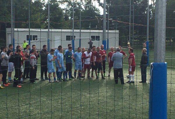 Преподаватели от МУ – Пловдив биха студентите си на мач