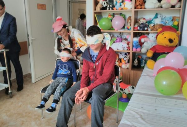 МБАЛ Смолян изненада с празнична програма най-малките си пациенти
