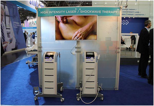 БТЛ иновативна апаратура за естетична медицина на Конференцията по липоедема в Холандия