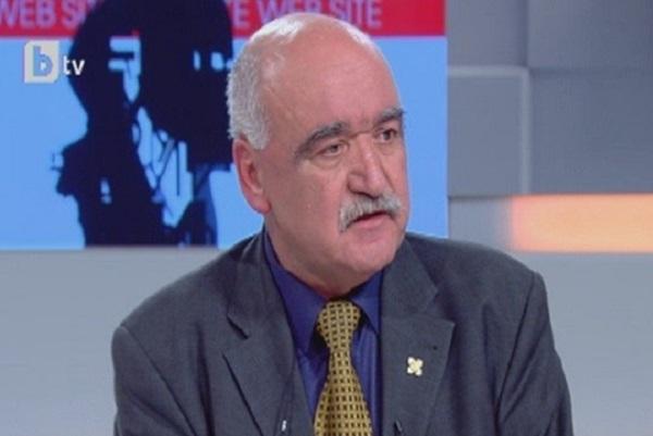 ГЕРБ издигат проф. Камен Плочев за шеф на касата