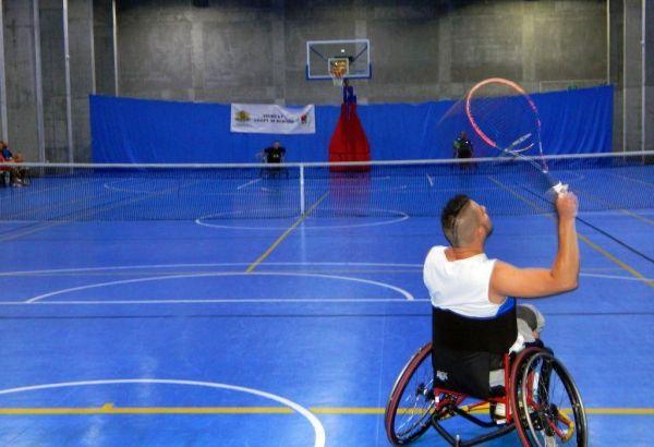 Тенисисти в инвалидни колички демонстрираха силата на духа