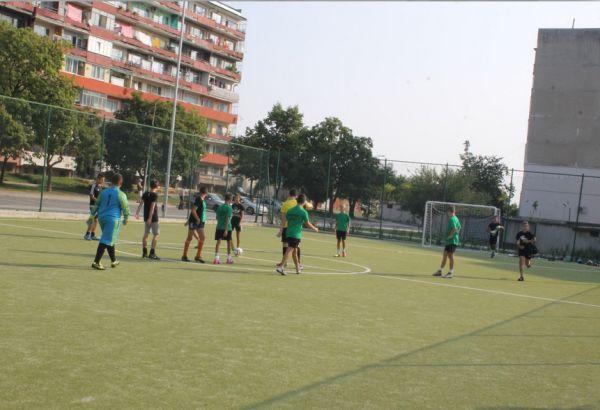 Футболен турнир в подкрепа на зависимите организират от НЦН