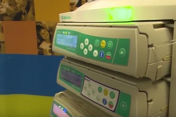 Нова апаратура за инсулинова терапия на деца получи УМБАЛ