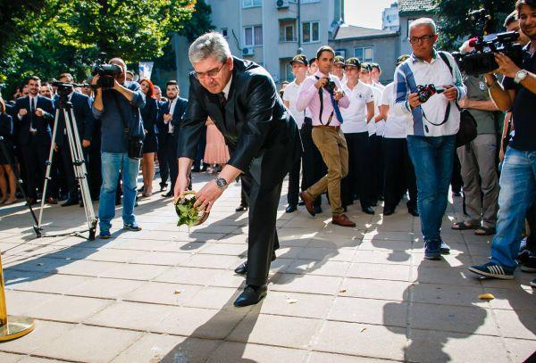 Новата учебна година започна в МУ - Варна