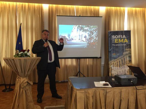 Преместването на ЕМА в София означава изпращането ѝ в държава на над 13 века