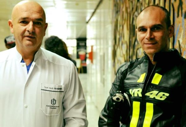 Специалистите на ВМА обучават мотористи да оказват първа помощ