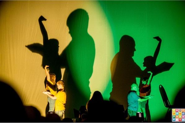 Незрящи актьори с благотворителна постановка в Народния театър