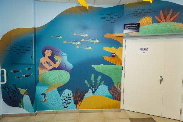 """Откриха реновираните детски клиники на """"Пирогов"""""""