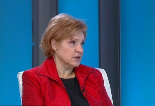 Менда Стоянова: С 8% вноска не можем да искаме европейско здравеопазване