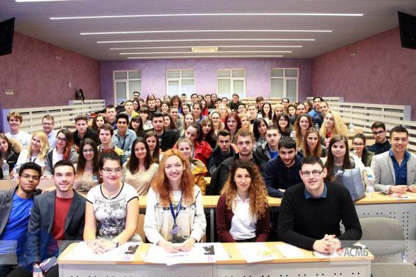 """Над 370 студенти-медици в МУ - Пловдив идват за """"Среща - 032"""""""