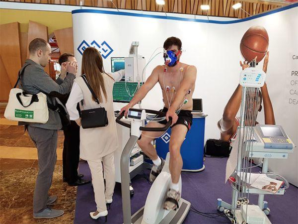 Иновативната кардиологична апаратура на БТЛ става част от Кардиоконгрес 2017