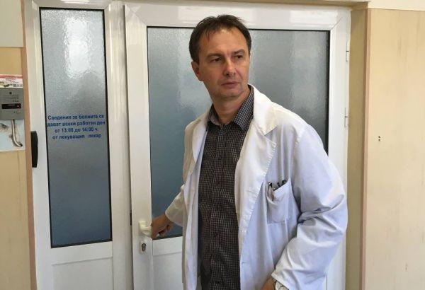 Доц. Росен Калпачки: Лекарят винаги помага, дори само с присъствието си до пациента