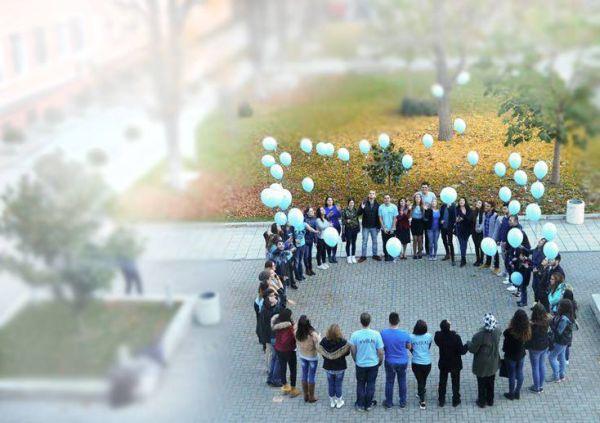 """""""Дрес код: Синьо"""" за Световния ден за борба с диабета"""