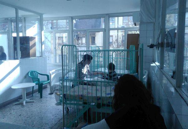 """Дариха ново оборудване на Детската клиника по изгаряния на """"Пирогов"""""""