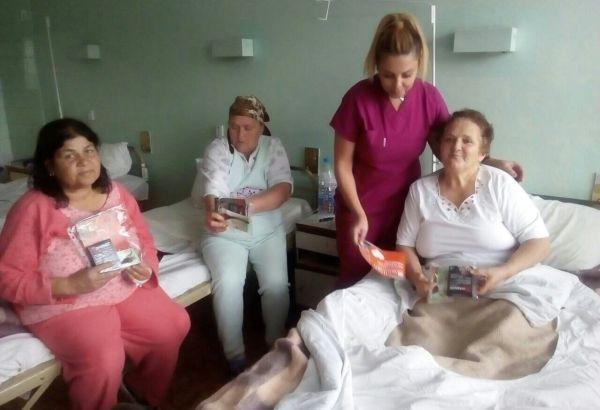 МБАЛ Смолян отбеляза Световния ден за борба с диабета с подаръци за пациентите