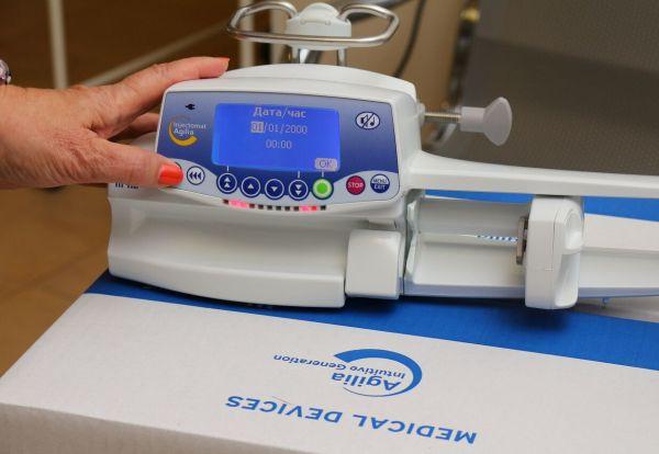 "Клиниката по неонатология в ""Майчин дом"" получи нови инфузионни помпи"