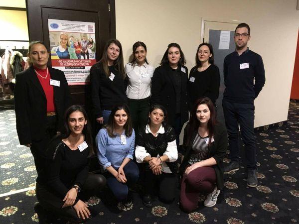 Студенти на МУ-Варна с отлично представяне в състезание по медиация за студенти
