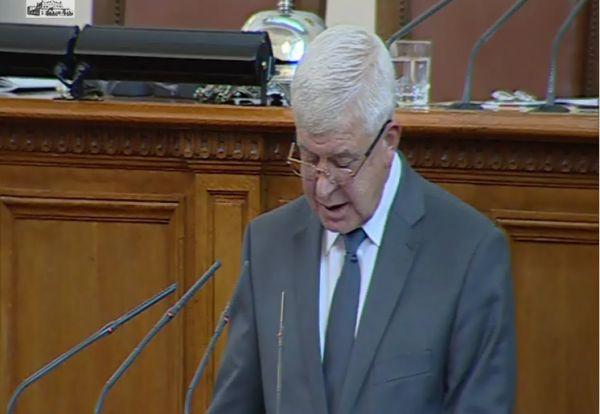 Ананиев: Ще засиля контрола, включително и чрез специализираните служби