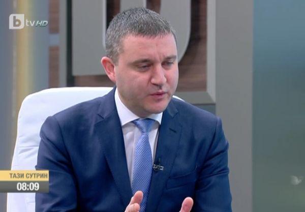 Горанов: Ананиев ни липсва, но пътят му е свързан със системата на здравеопазване
