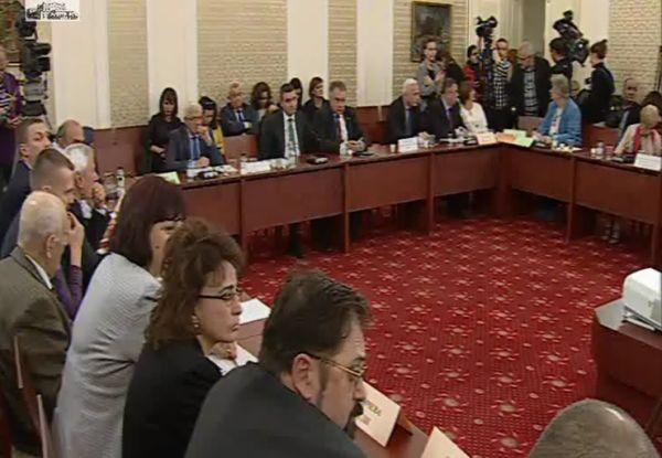 Бюджетната комисия отхвърли ветото на президента
