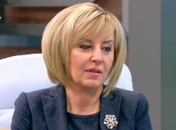 Мая Манолова: Законът за бюджета на касата трябва да се прегласува