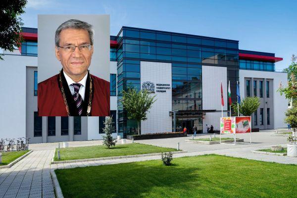 6000 са студентите през 2017 в МУ-Пловдив
