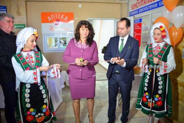 Възстановиха денонощната аптека във Враца