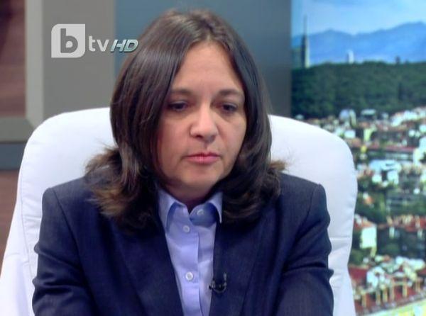 Жени Начева: Потребителската такса е минимален дял от постъпленията на джипитата