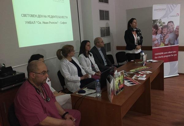 400 000 души в България страдат от редки заболявания