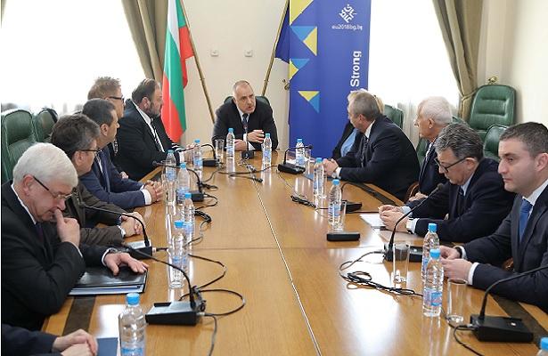 Борисов към съсловните организации: Трябва да сме отбор в борбата с кражбите в здравеопазването