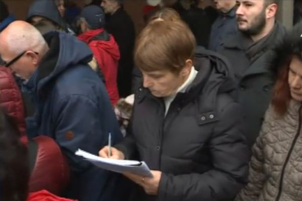 Хиляди излязоха на протест в защита на д-р Иван Димитров
