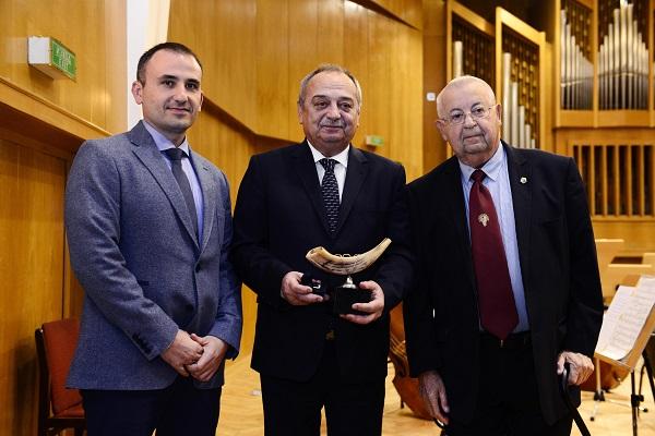 БЛС бе удостоен с почетен знак за ролята му срещу антиеврейското законодателство