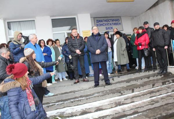 Здравните инспектори излизат на протест навръх професионалния си празник