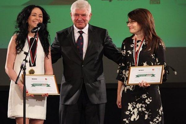 Две лекарки от МБАЛ Велико Търново бяха отличени за популяризиране на донорството