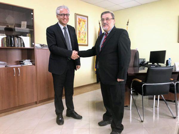 МУ-София ще си сътрудничи с Кипърския университет