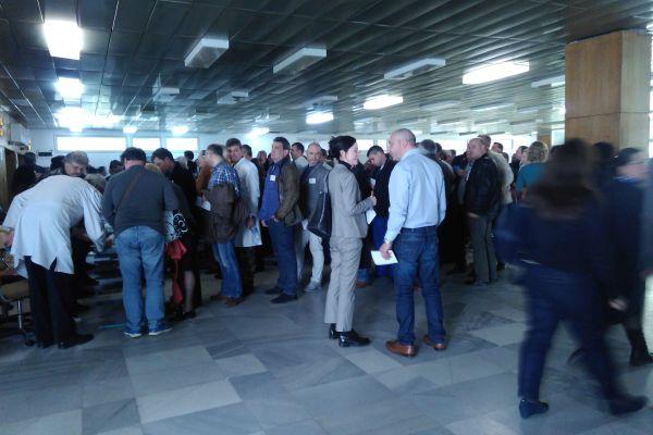Д-р Ваньо Видков и д-р Георги Миндов влязоха в управата на СК на БЛС