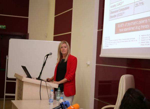 Иновативен тест в психиатрията бе представен в Пловдив
