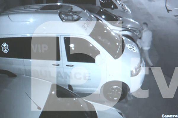 Откраднаха линейка в Пловдив