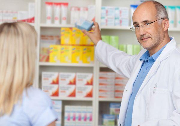 Oтпада районирането за получаване на лекарства