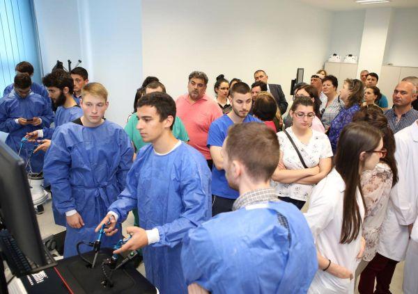 Симулационно обучение по лапароскопия започва в МУ-Пловдив