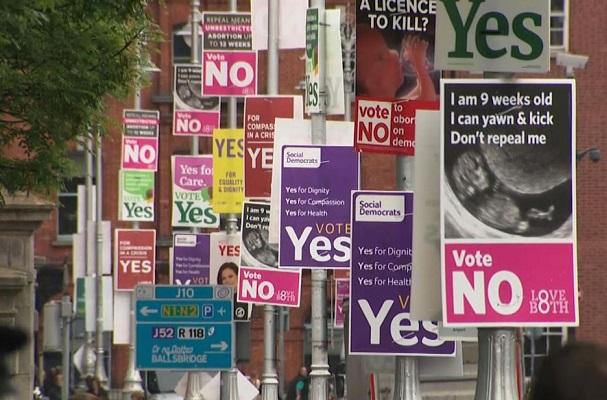 Ирландия се готви за референдум, позволяващ абортите